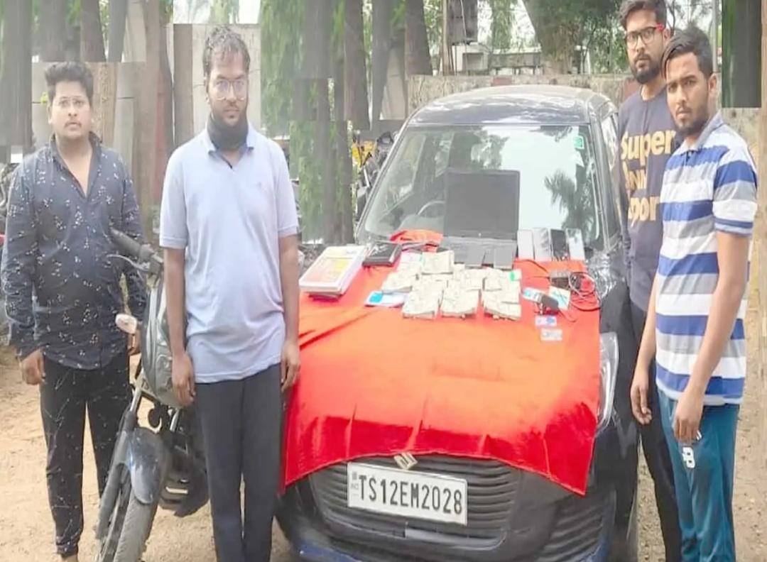 हैदराबाद: शहर में ऑनलाइन सट्टेबाजी रैकेट का भंडाफोड़ 18