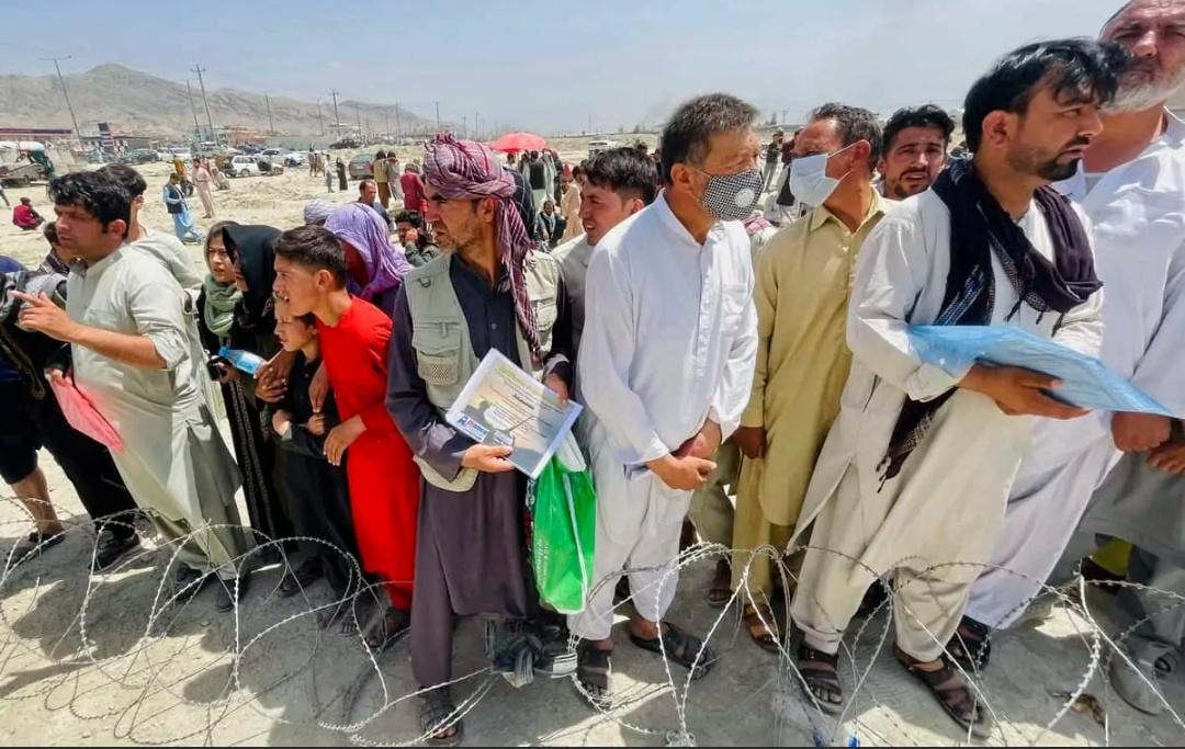 150 भारतीयों को लेकर काबुल काबुल हवाईअड्डे से आई बड़ी खबर! 5