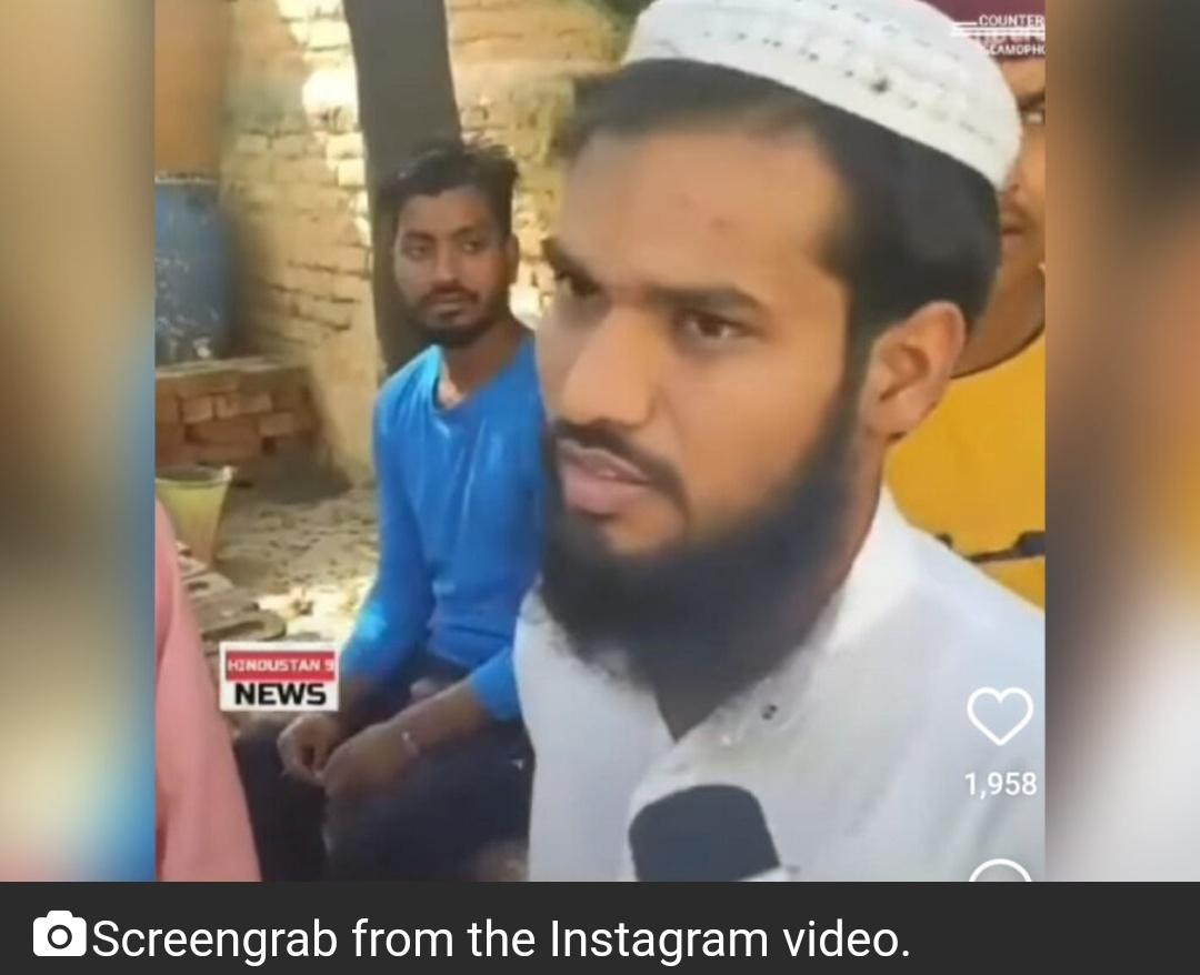 हरियाणा में वंदे मातरम न बोलने पर मुस्लिम स्कॉलर को गांव से निकाला गया! 3