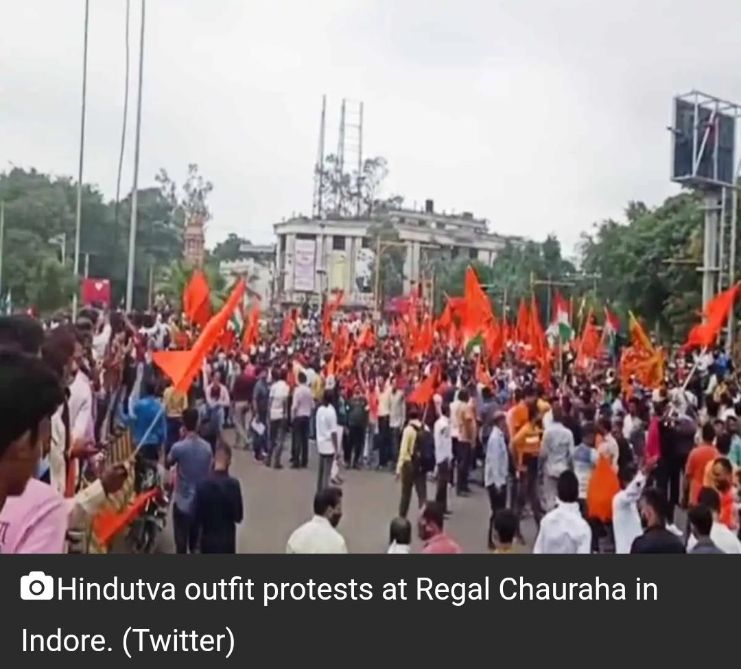 इंदौर: मुस्लिम चूड़ी विक्रेता की पिटाई करने वाले आरोपियों के लिए हिंदुत्व संगठन की रैलियां! 13