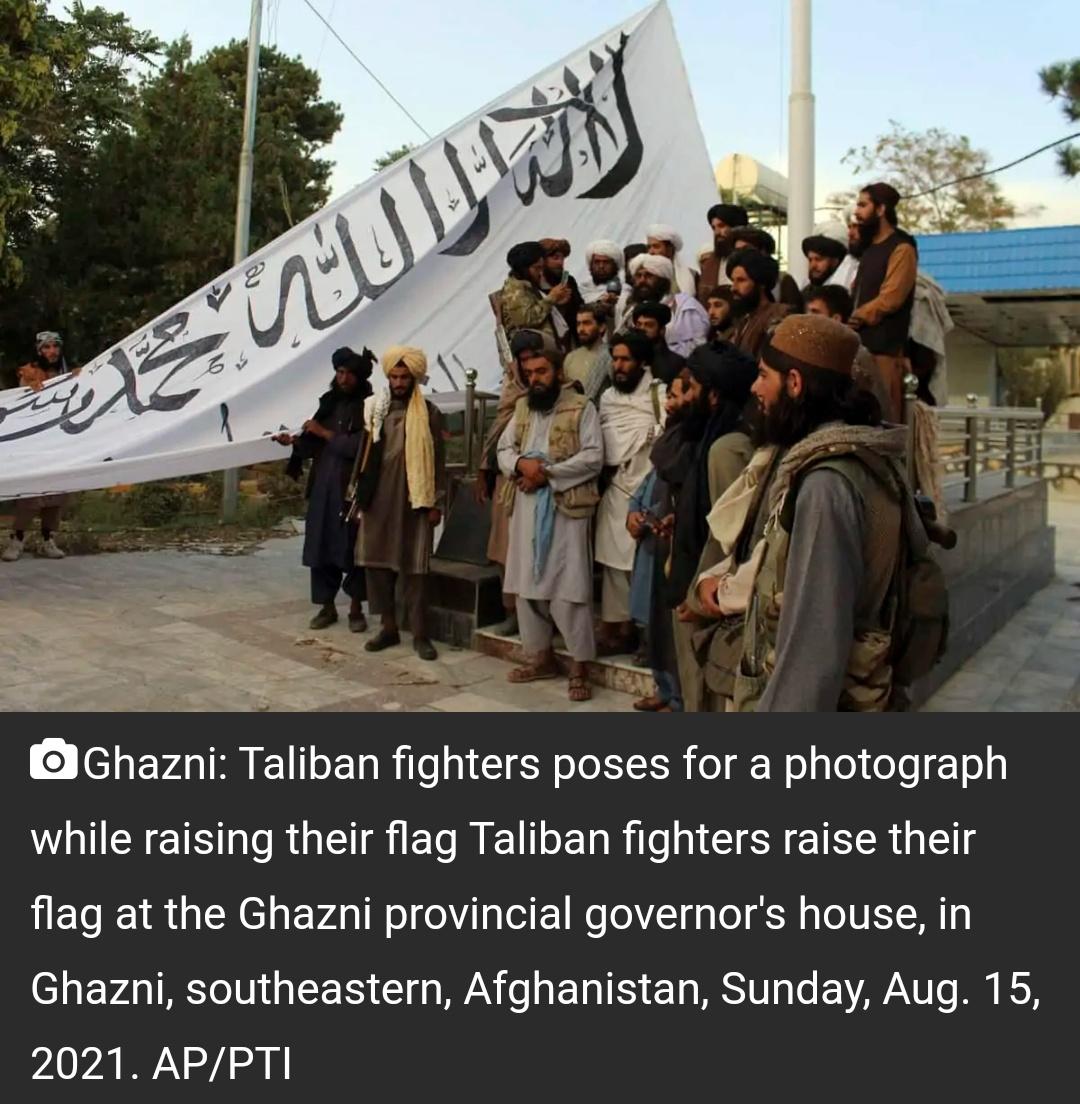 तालिबान ने अमेरिका को चेतावनी दी है कि वह अफगान अभिजात वर्ग को देश छोड़ने के लिए प्रोत्साहित न करे 10