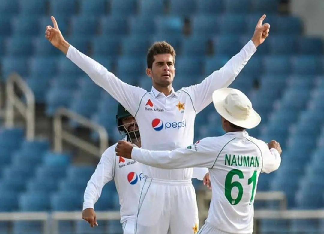 WI बनाम पाक: शाहीन ने पाकिस्तान को जमैका में 109 रन से जीत दिलाई 16