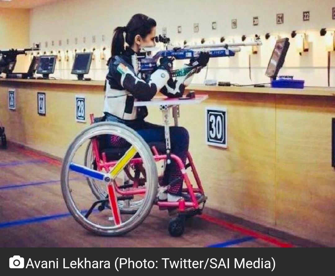 टोक्यो पैरालिंपिक: निशानेबाज अवनि लेखारा स्वर्ण जीतने वाली पहली भारतीय महिला बनीं 10