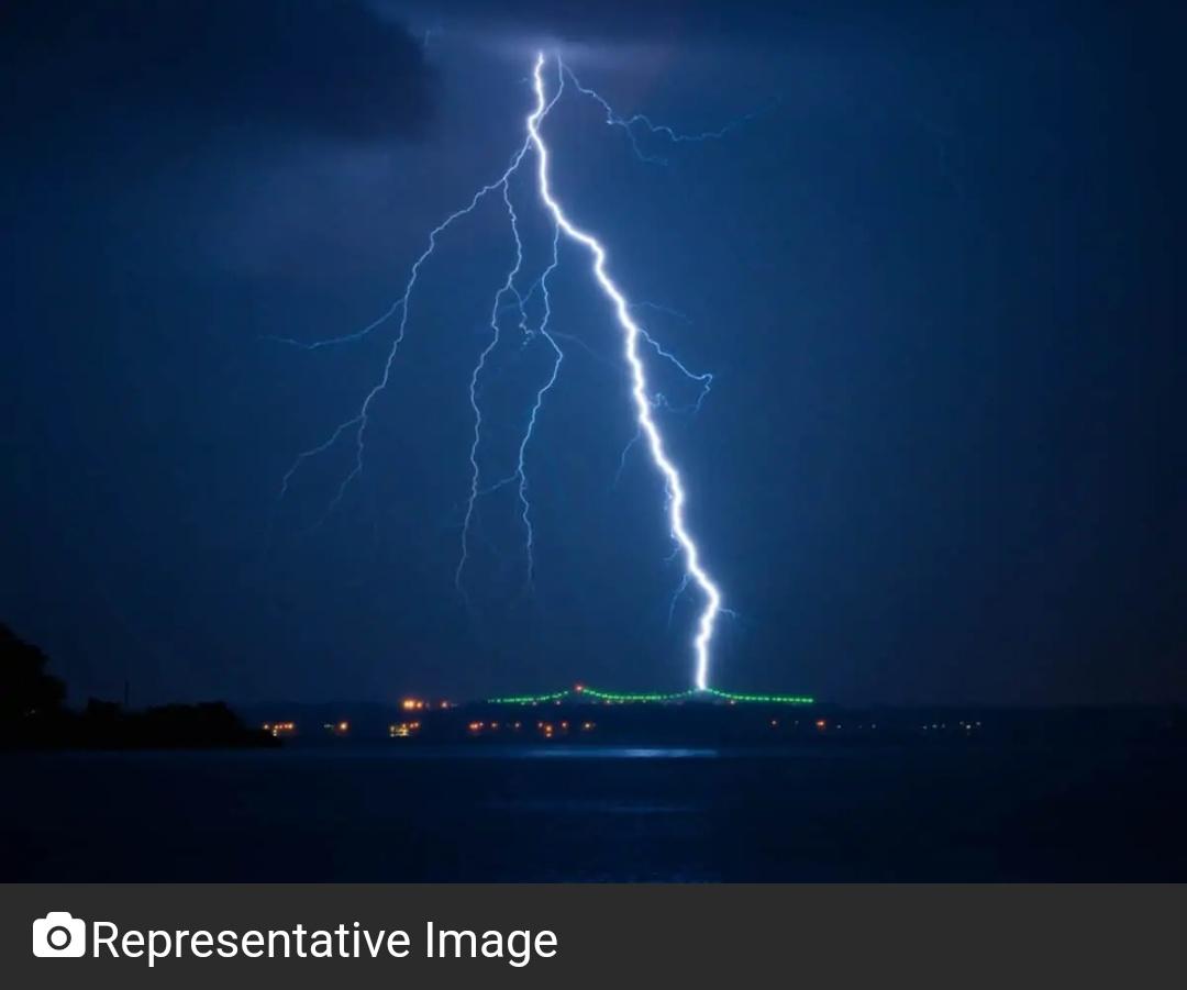 झारखंड : आकाशीय बिजली गिरने से एक ही परिवार के दो लोगों की मौत, चार घायल 2