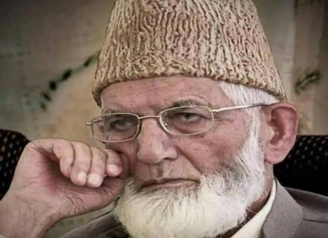 कश्मीरी अलगाववादी नेता सैयद अली शाह गिलानी का निधन 4