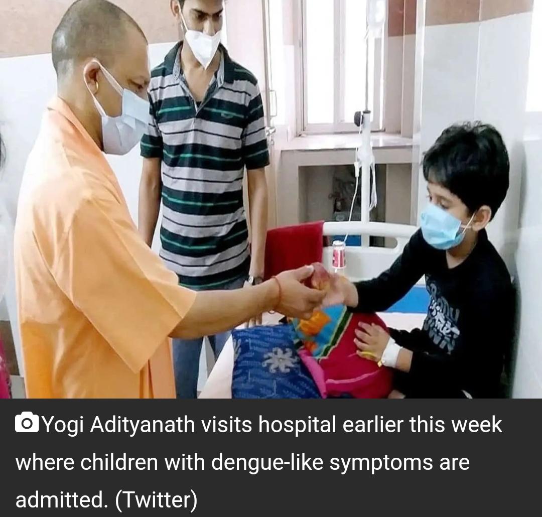 यूपी के फिरोजाबाद में 'मिस्ट्री फीवर' से 45 बच्चों सहित कम से कम 60 की मौत 9