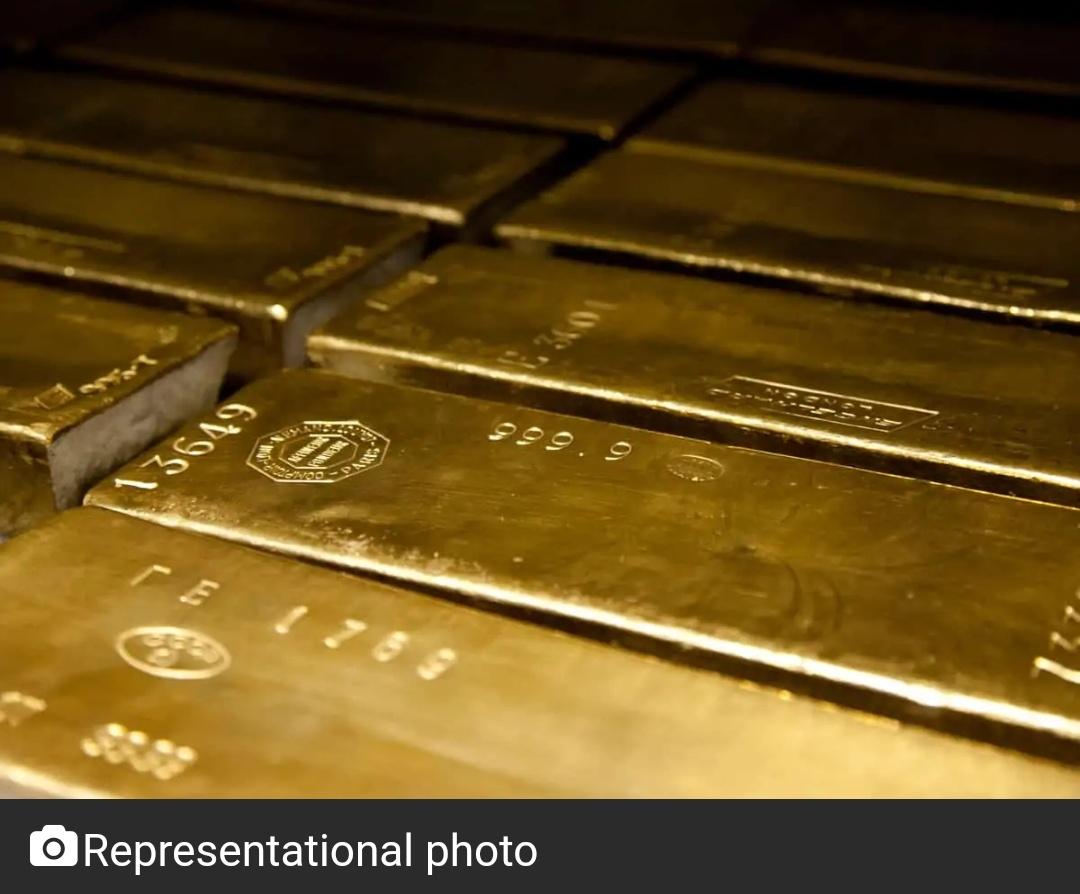 हैदराबाद एयरपोर्ट पर यात्री के पास से 900 ग्राम सोना बरामद 13