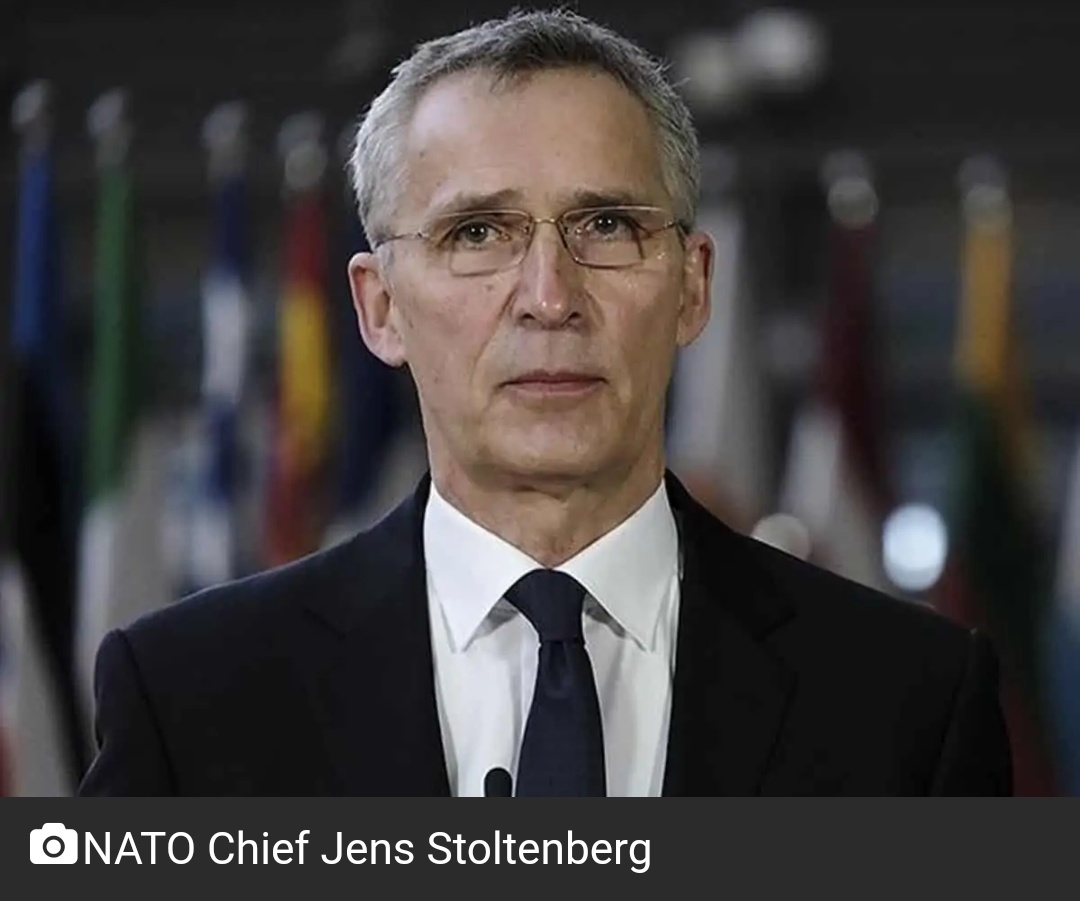 नाटो प्रमुख ने चीन से परमाणु हथियार नियंत्रण वार्ता में शामिल होने का आग्रह किया 19