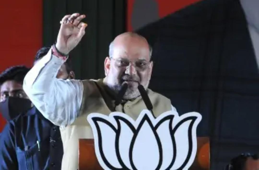 'तेलंगाना मुक्ति दिवस' के मौके पर बीजेपी की निर्मल रैली में शामिल होंगे अमित शाह 14