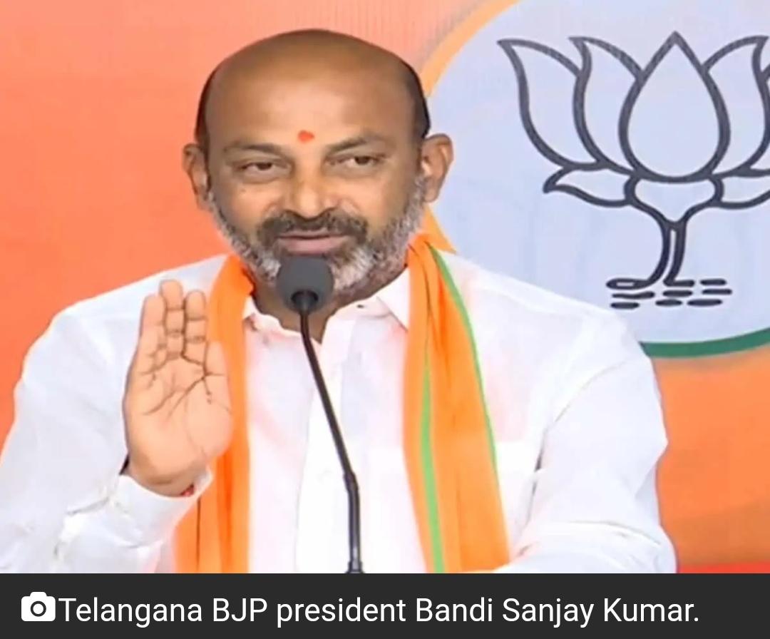 तेलंगाना में जनसंख्या नियंत्रण कानून लाएगी भाजपा : संजय 13