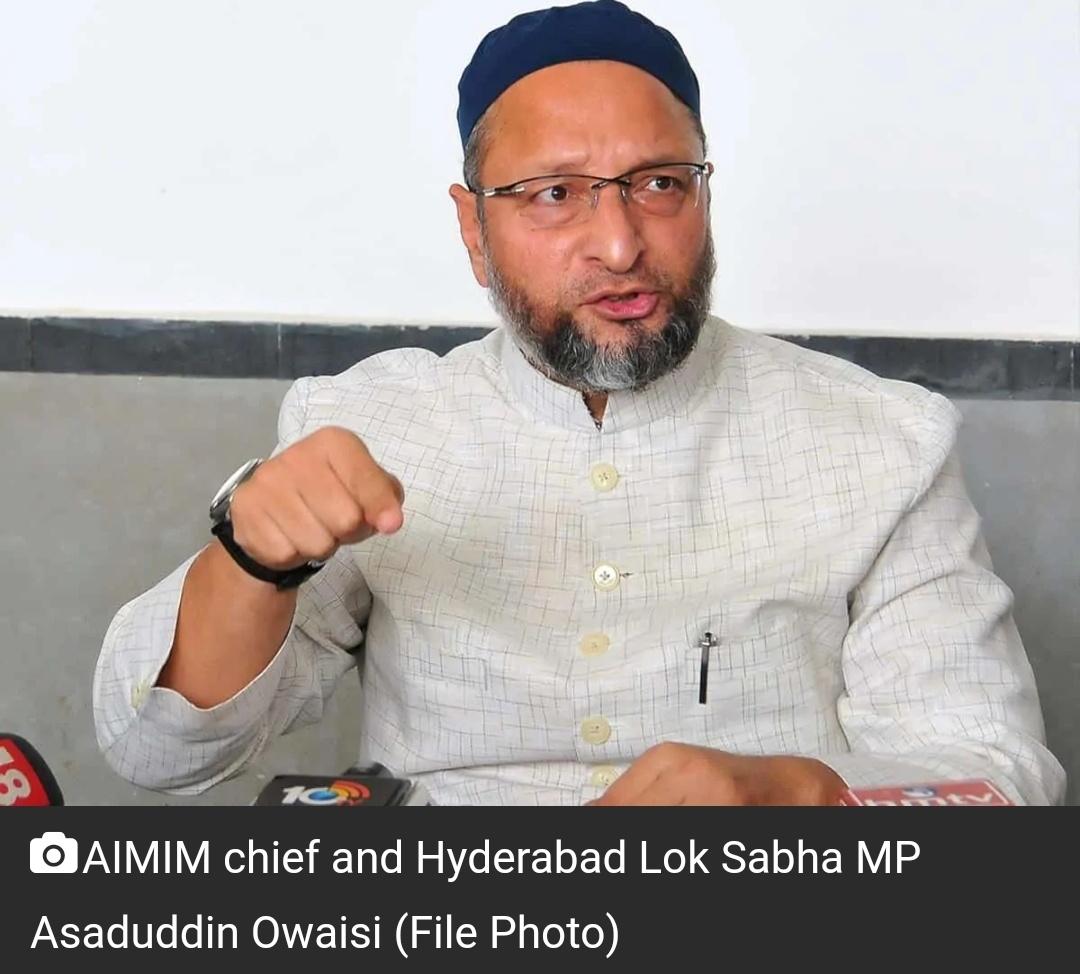 असदुद्दीन ओवैसी को यूपी के बाराबंकी में बैठक की इजाजत नहीं दी! 2