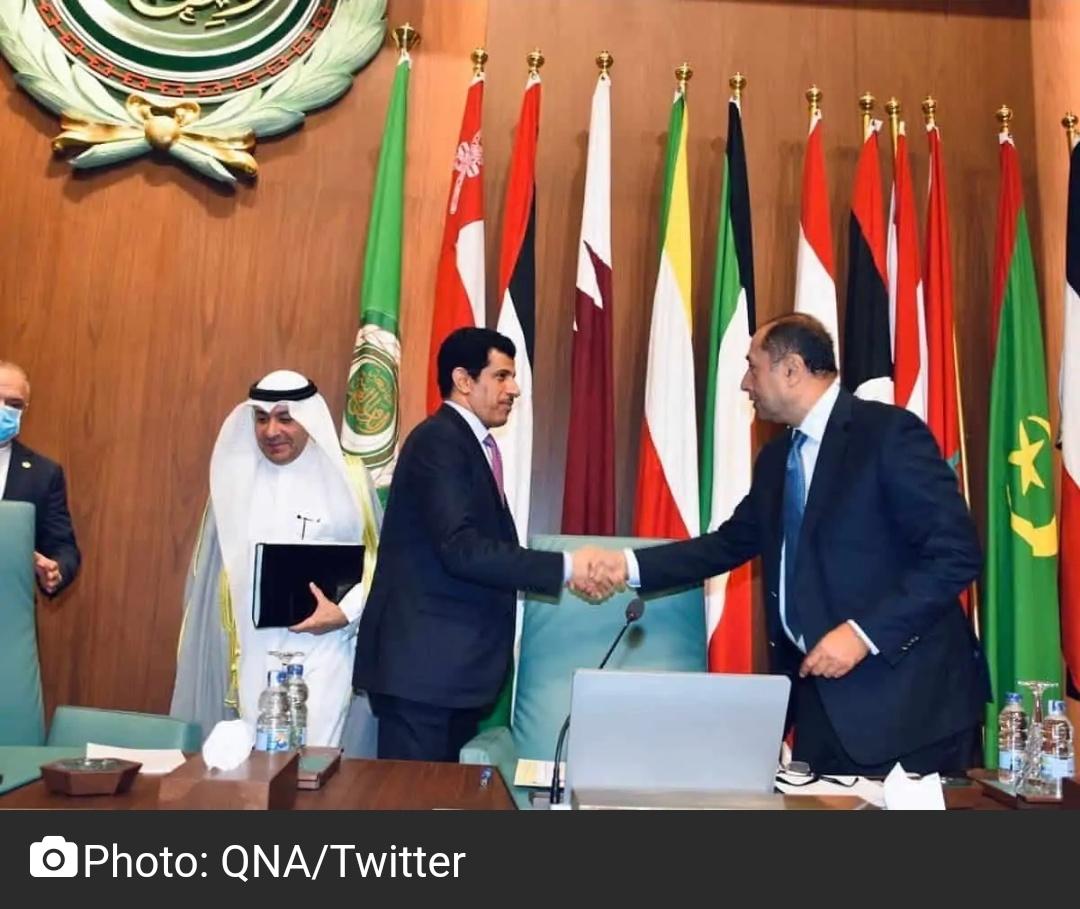 क़तर ने कुवैत को अरब लीग की अध्यक्षता सौंपी! 16
