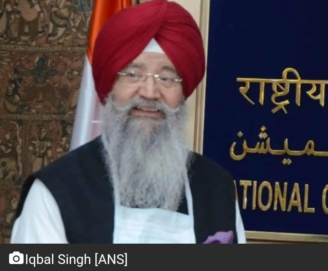 इकबाल सिंह लालपुरा ने अल्पसंख्यक आयोग के प्रमुख के रूप में कार्यभार संभाला 15