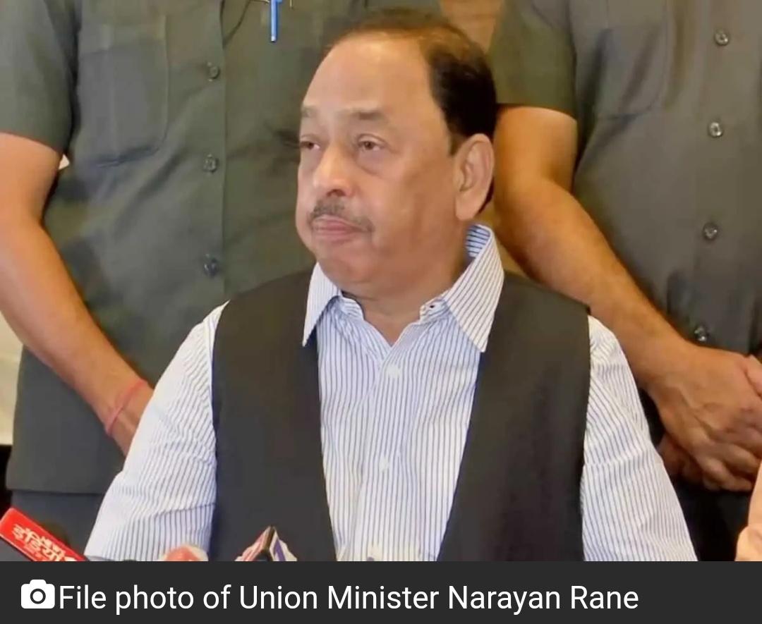 नारायण राणे ने कहा- 'महाराष्ट्र की सरकार हिंदू विरोधी है' 5