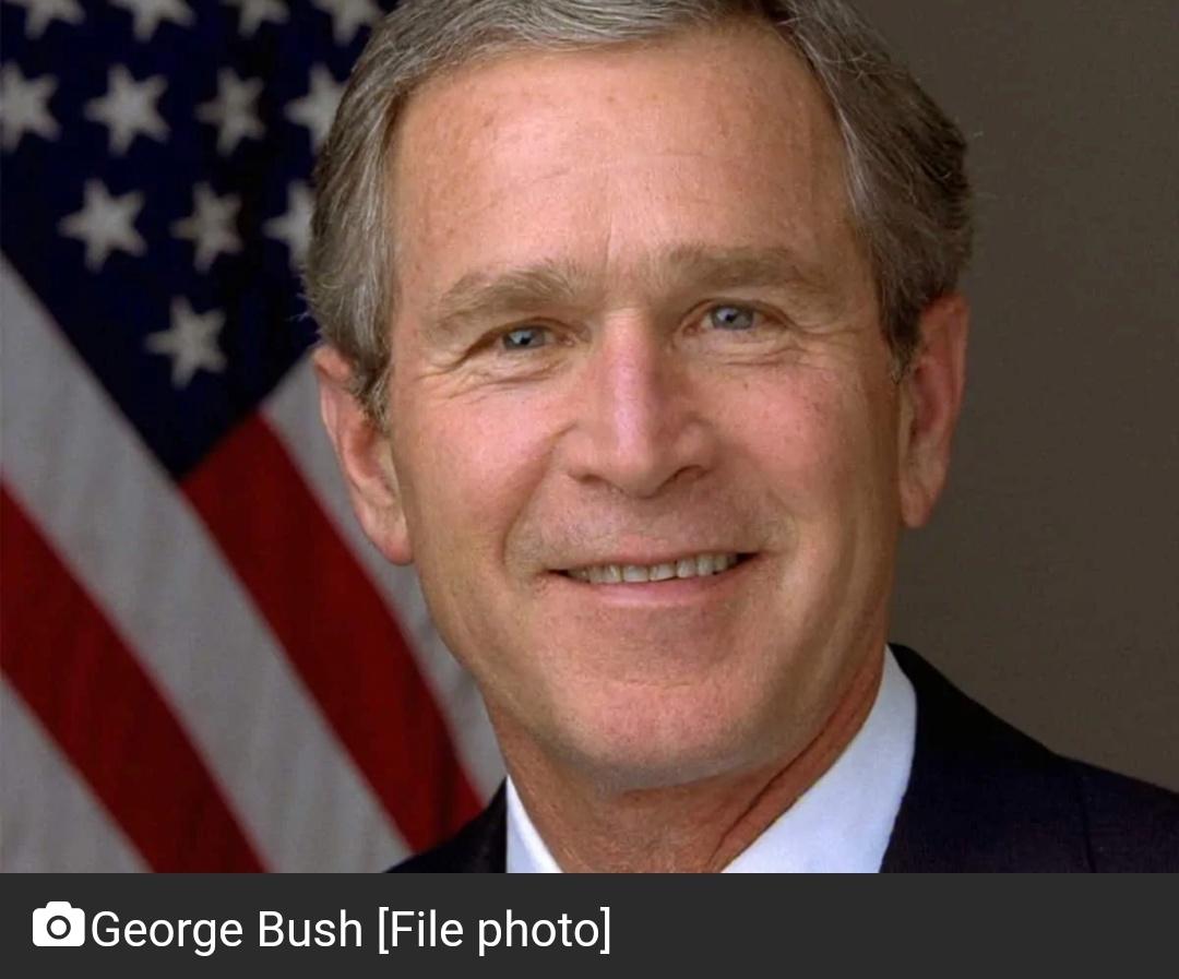 बुश ने अमेरिकियों से घरेलू 'हिंसक चरमपंथियों' का सामना करने का आह्वान किया 14