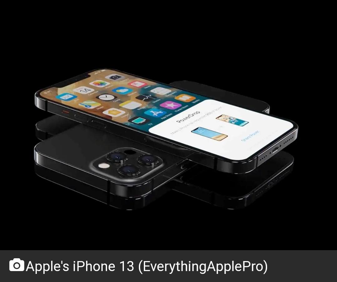 iPhone 13 Pro में 1TB की अधिकतम स्टोरेज होगी: रिपोर्ट 7