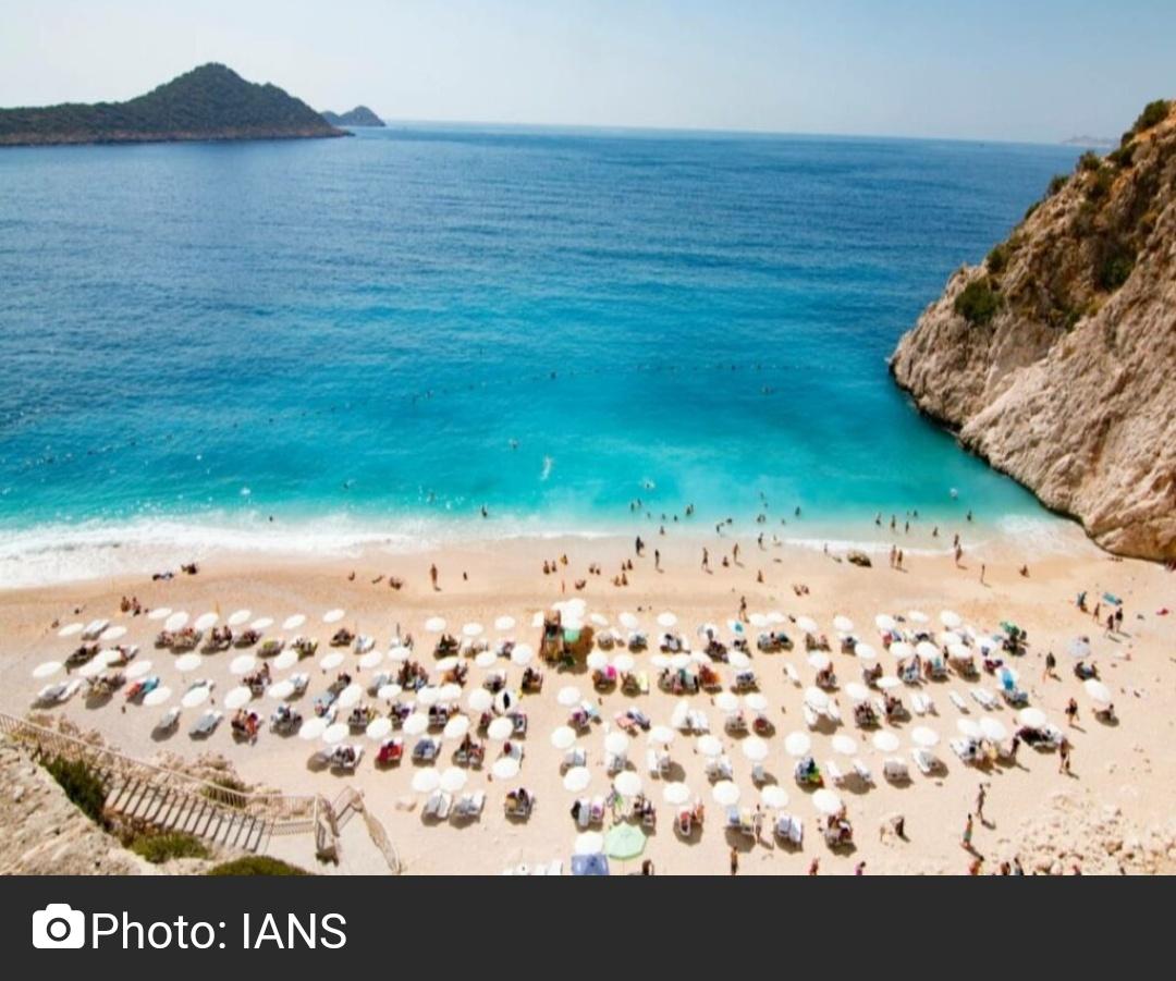 तुर्की के अंताल्या ने 2021 में 6 मिलियन से अधिक विदेशी पर्यटकों को आकर्षित किया 9