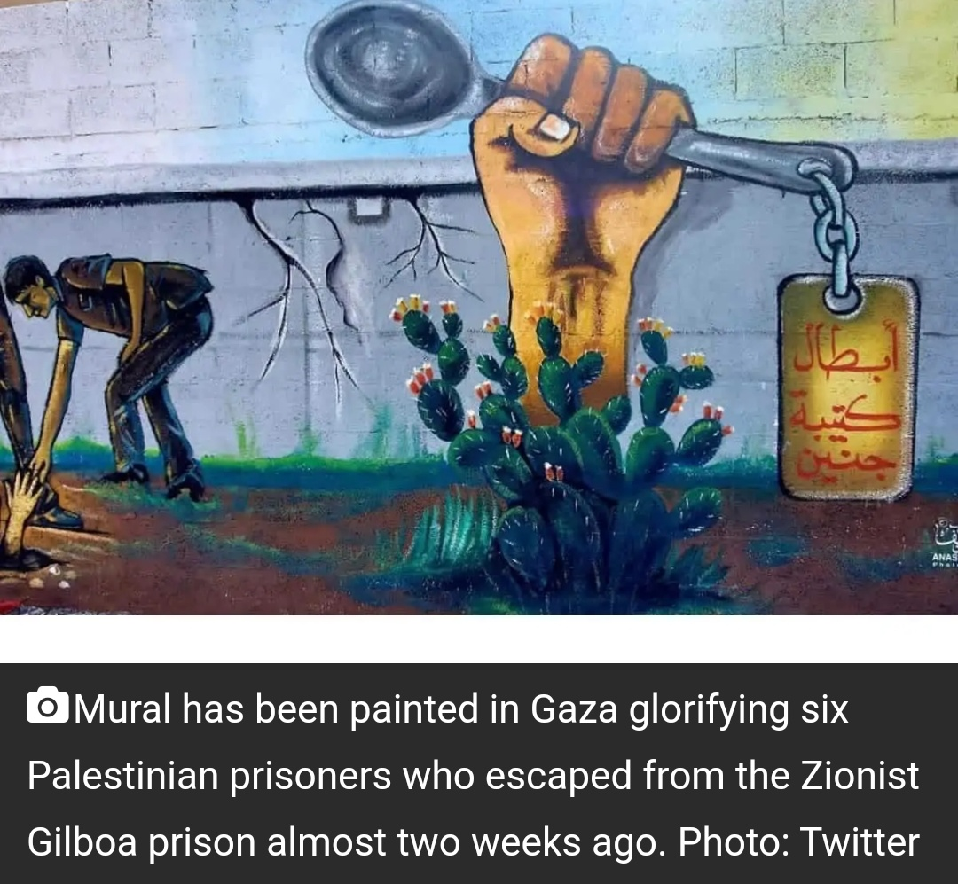 फ़िलिस्तीन में प्रतिरोध का प्रतीक बन गया है चम्मच 6
