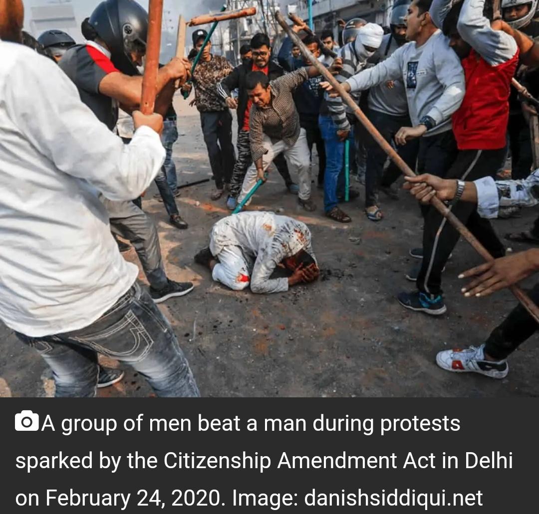 दिल्ली दंगा: अदालत ने 10 के खिलाफ़ आगजनी के आरोप हटाये, कहा- पुलिस खामियों को छुपा रही है 4