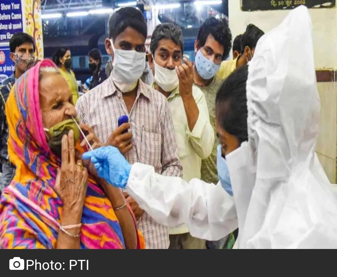 31,923 COVID के मामले, भारत में संक्रमणों में मामूली वृद्धि! 14