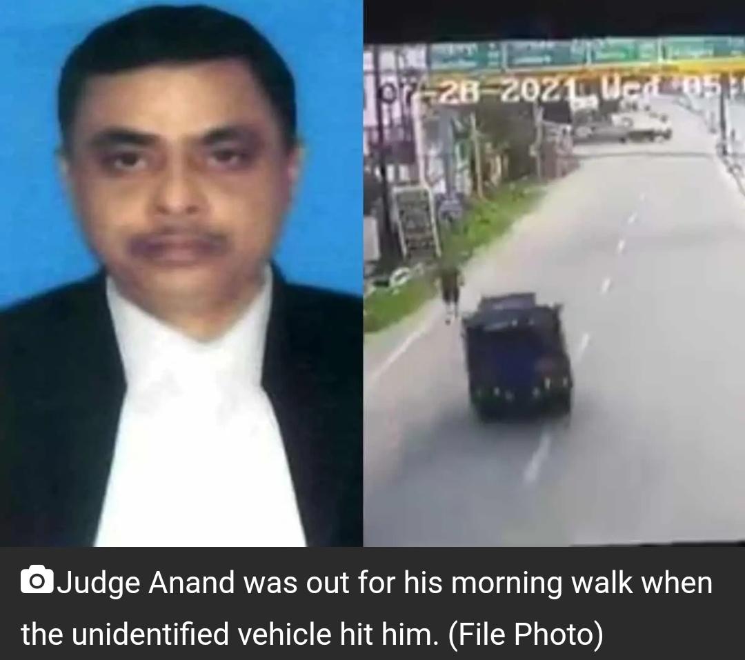 झारखंड के जज को जानबूझकर ऑटो रिक्शा ने टक्कर मारी : CBI 1