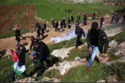 वेस्ट बैंक में इजरायली सैनिकों ने फिलीस्तीनी व्यक्ति की हत्या, दर्जनों घायल