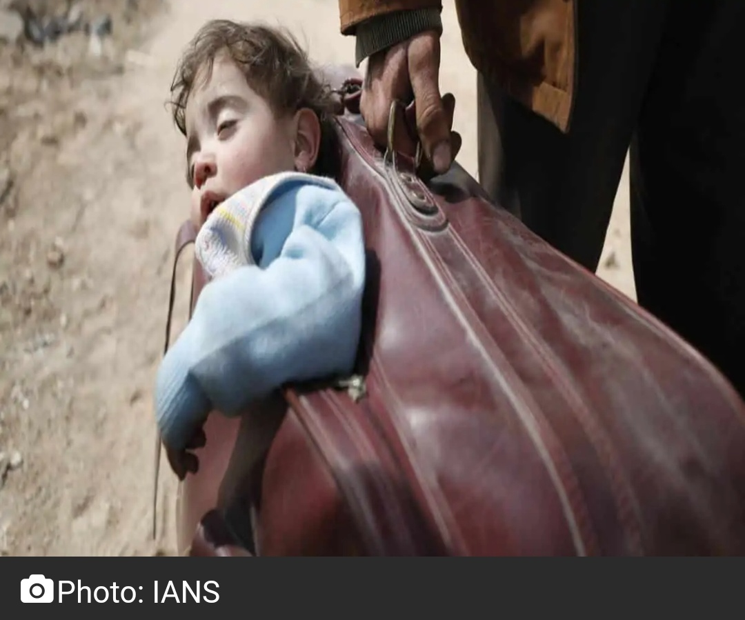 सीरिया संघर्ष में मरने वालों की संख्या 350,000 से ऊपर: यूएन 20