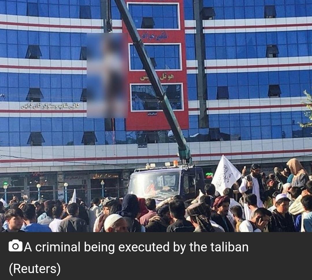 अमेरिका ने विच्छेदन, अपराधियों को फांसी देने के लिए तालिबान की निंदा की 15