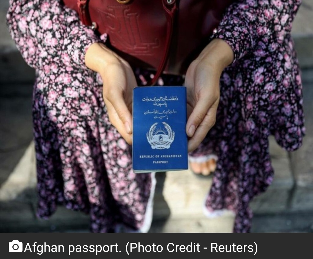 तालिबान बदलेगा अफगान पासपोर्ट, राष्ट्रीय पहचान पत्र! 9