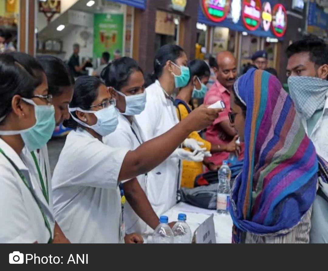 भारत ने 28,326 नए COVID-19 मामले दर्ज, 85 करोड़ से अधिक का टीकाकरण किया गया 6