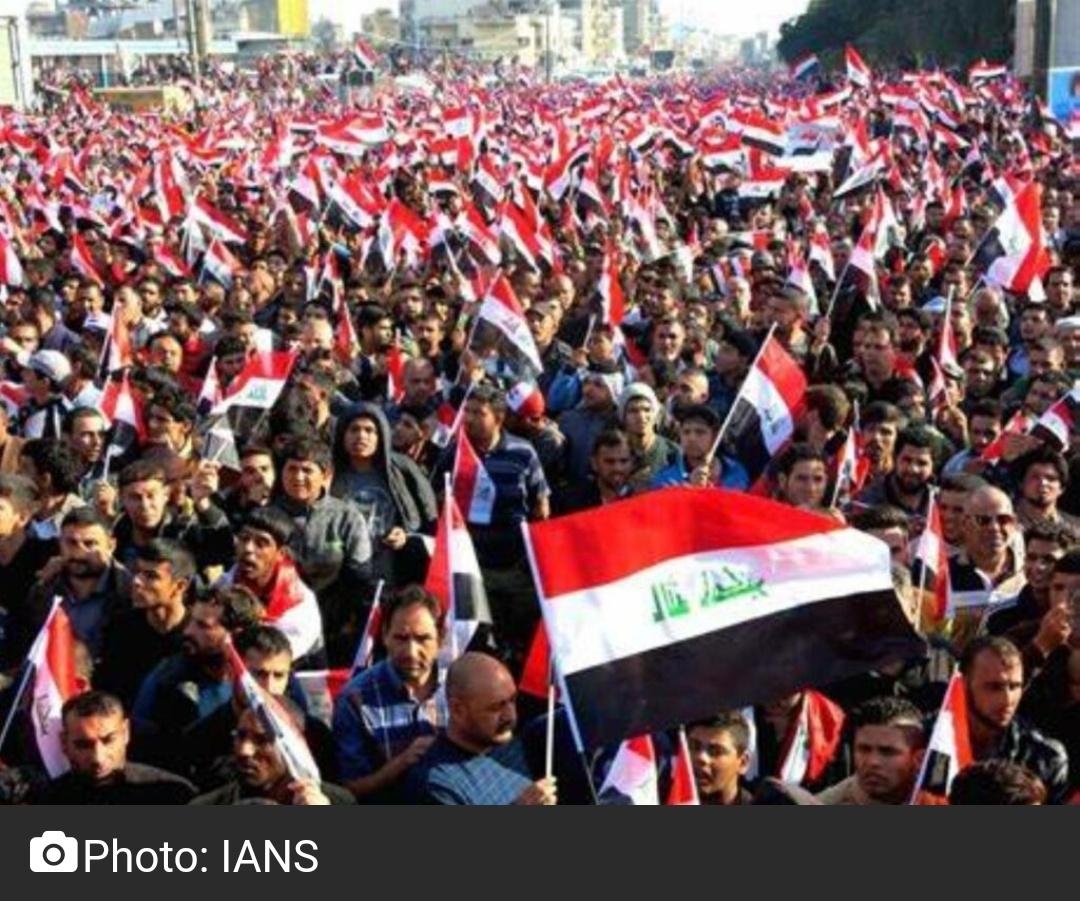 इराक़ ने इज़राइल के साथ संबंध सामान्य करने के आह्वान को ठुकराया! 12