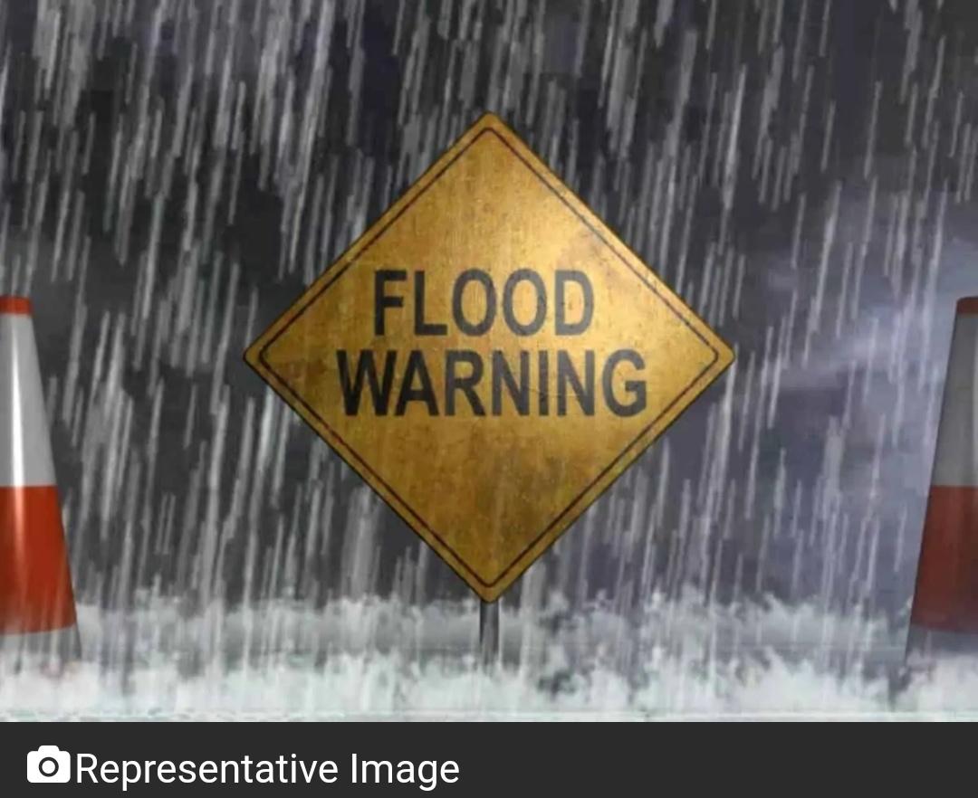 IMD ने तेलंगाना के लिए अचानक बाढ़ की चेतावनी जारी की 19