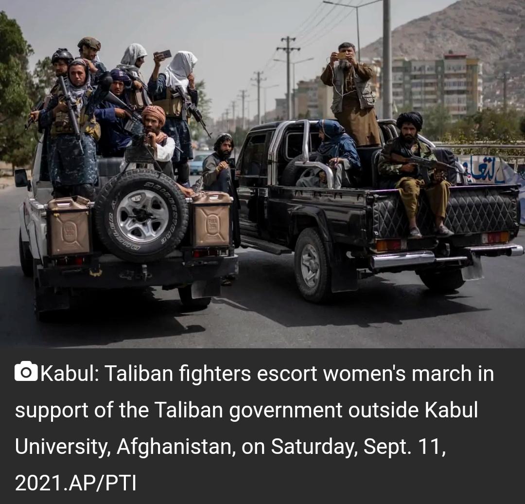 तालिबान ने हेयरड्रेसर पर दाढ़ी बनाने, दाढ़ी काटने पर प्रतिबंध लगाया 5
