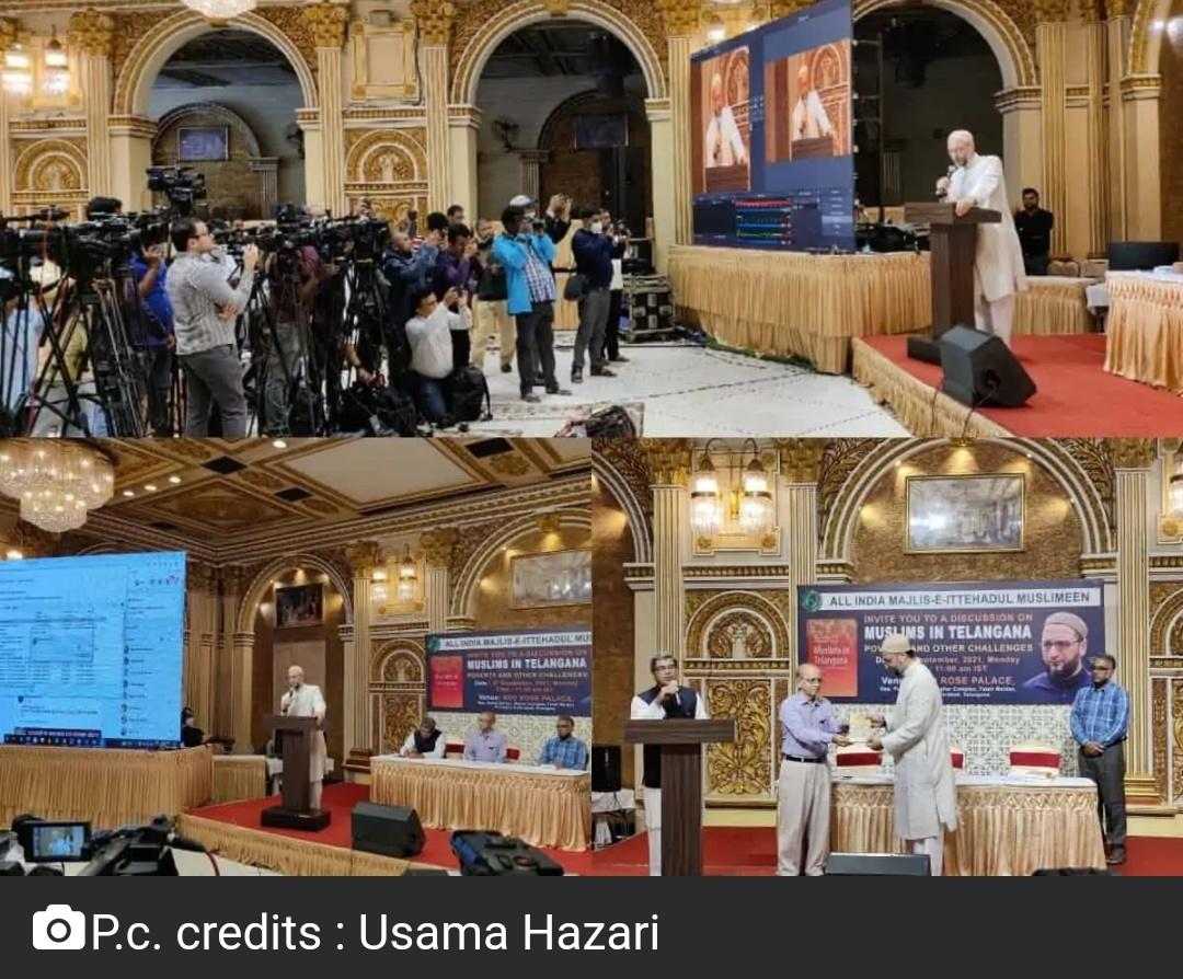 तेलंगाना के अधिक मुसलमान सबसे गरीब 20% में गिर रहे हैं: अर्थशास्त्री अमीर उल्लाह खान 15