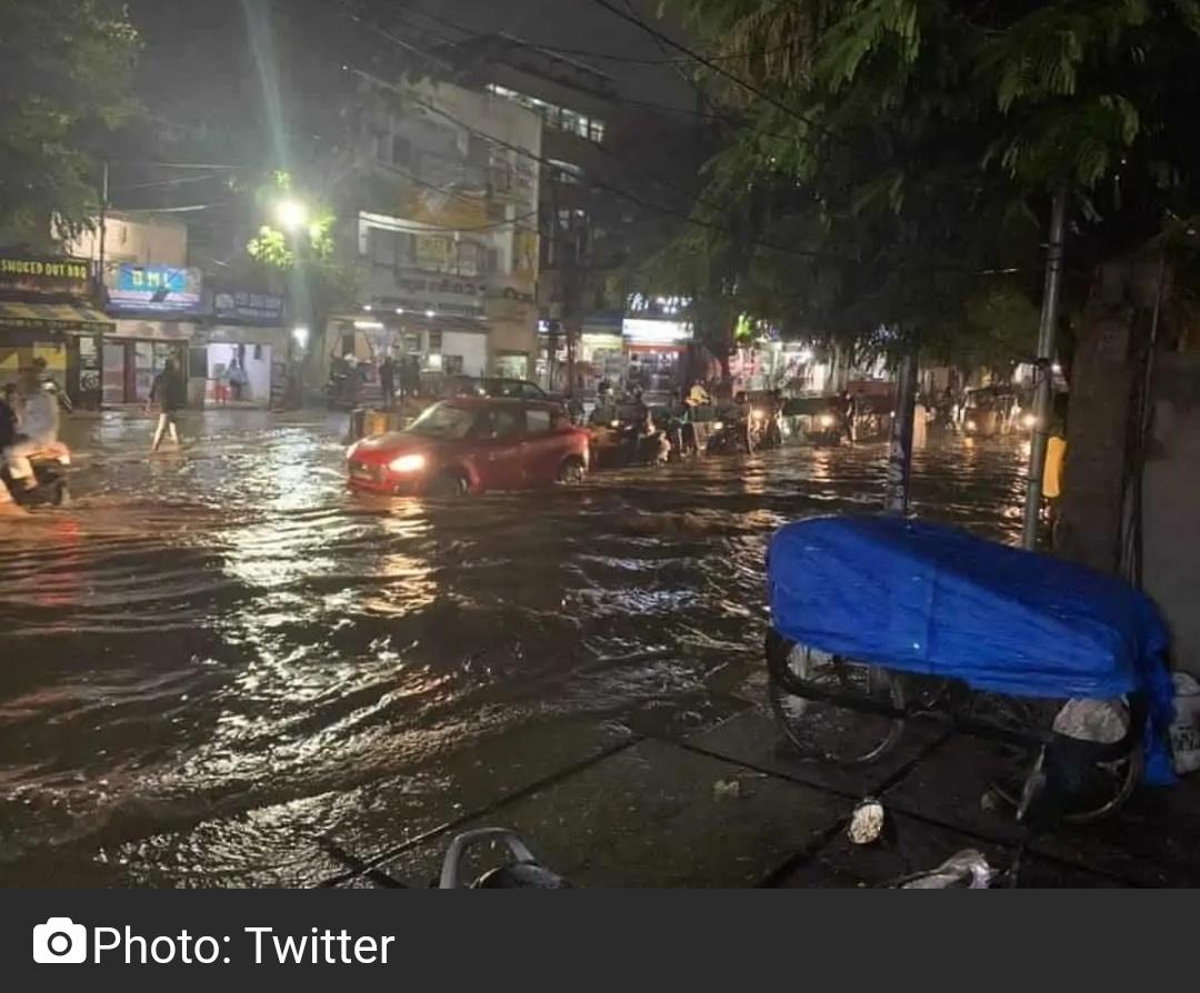 चक्रवात गुलाब: तेलंगाना में भारी बारिश; 29 सितंबर तक जारी रहेगा 13