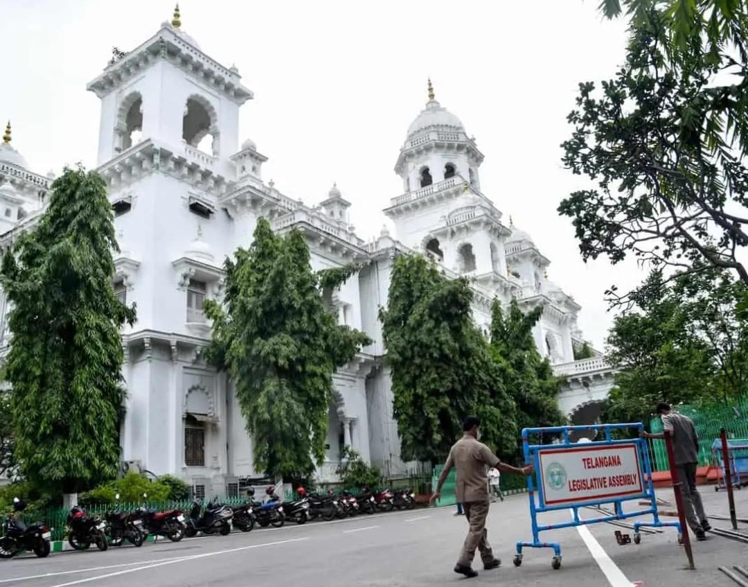 चक्रवात गुलाब: तेलंगाना विधानसभा सत्र तीन दिनों के लिए स्थगित 3
