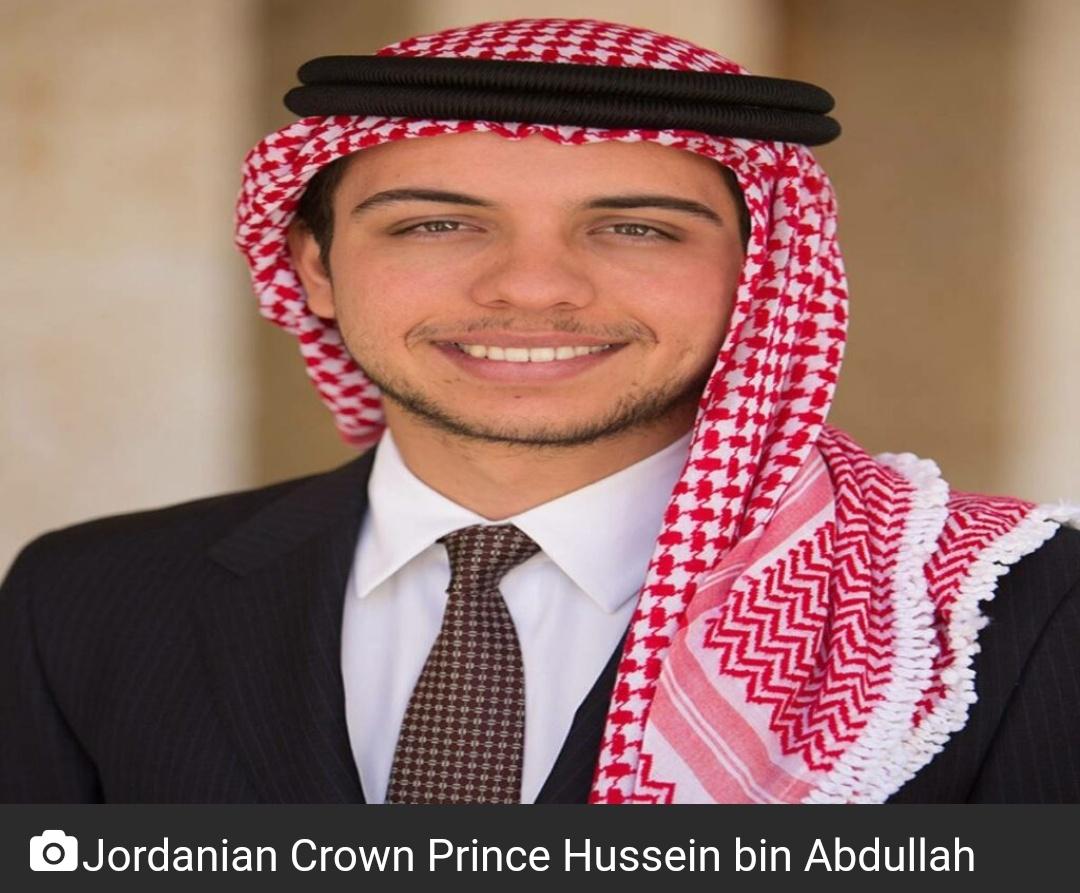 जॉर्डन के क्राउन प्रिंस COVID पॉजिटिव! 2