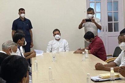 बड़ी खबर: कन्हैया कुमार, जिग्नेश मेवाणी कांग्रेस हुए में शामिल!