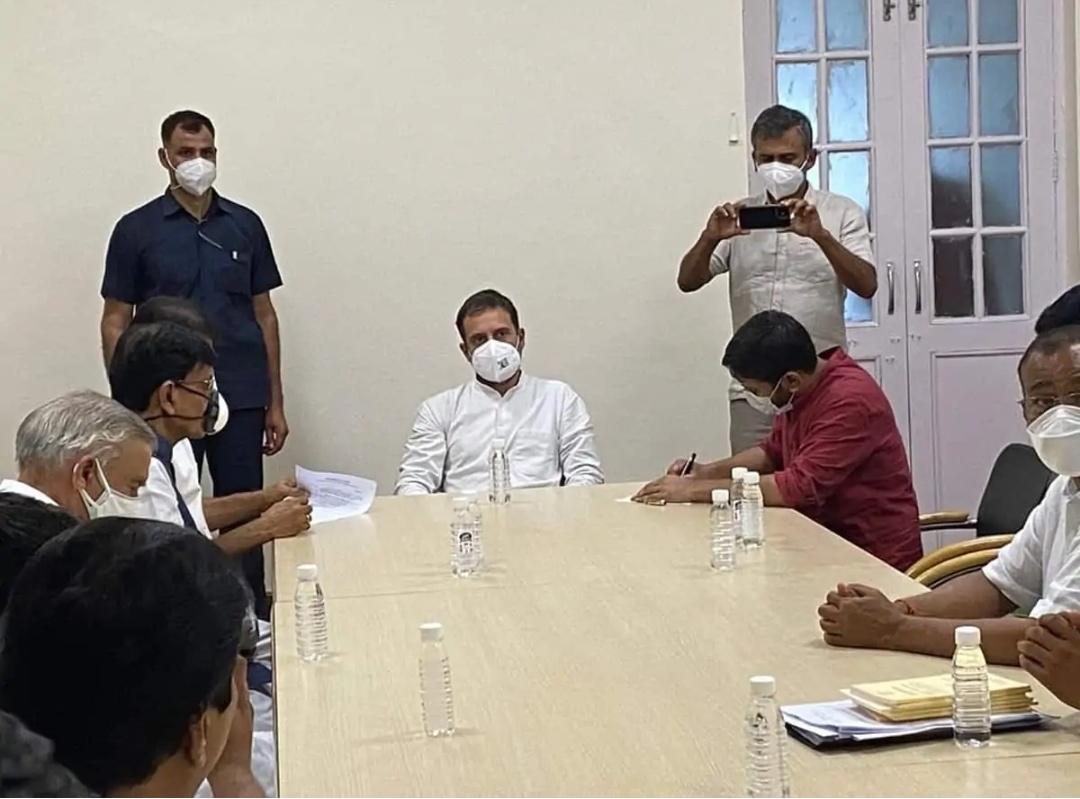 बड़ी खबर: कन्हैया कुमार, जिग्नेश मेवाणी कांग्रेस हुए में शामिल! 2