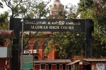 मद्रास उच्च न्यायालय ने तेलंगाना के राज्यपाल के खिलाफ़ मानहानि का मामला ख़ारिज किया!