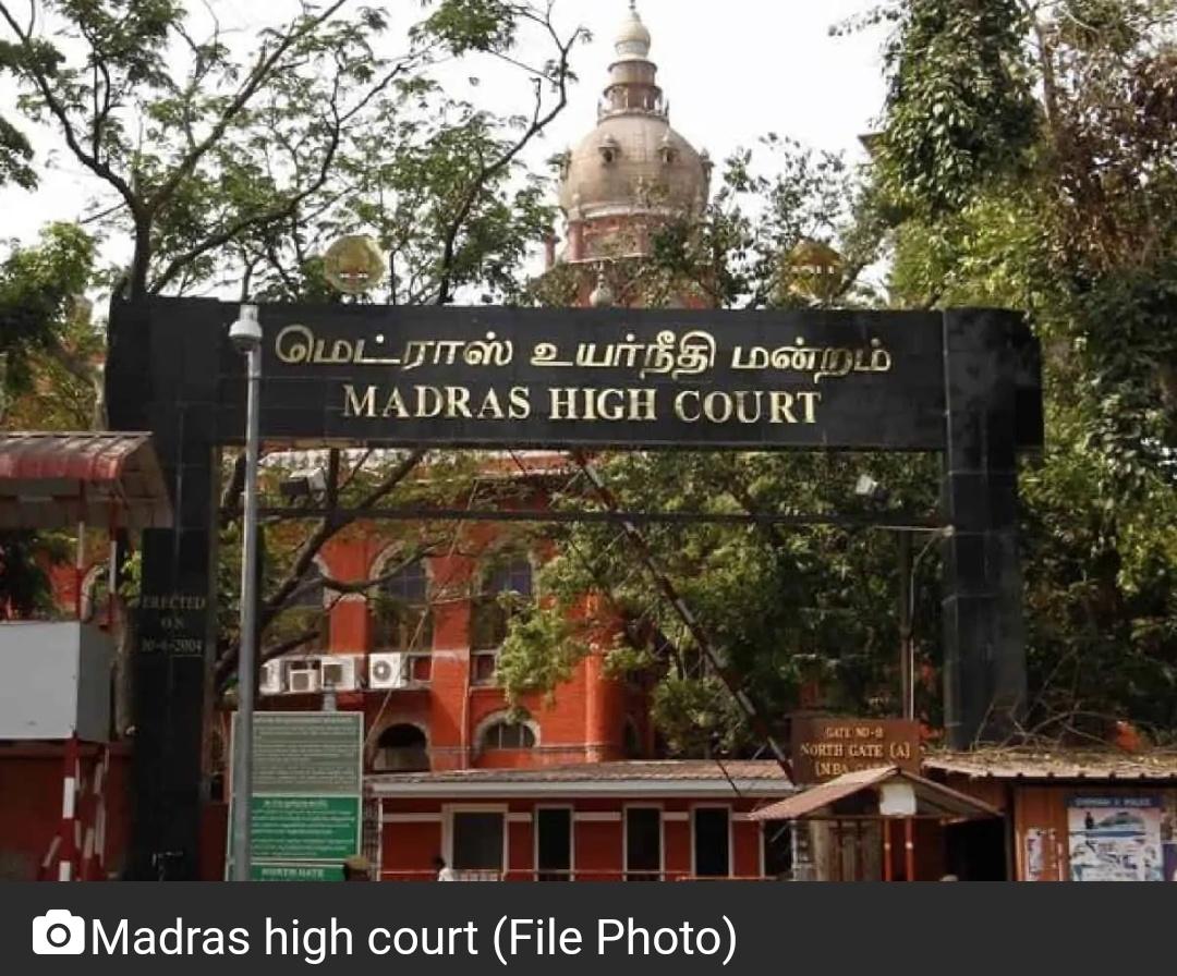 मद्रास उच्च न्यायालय ने तेलंगाना के राज्यपाल के खिलाफ़ मानहानि का मामला ख़ारिज किया! 1