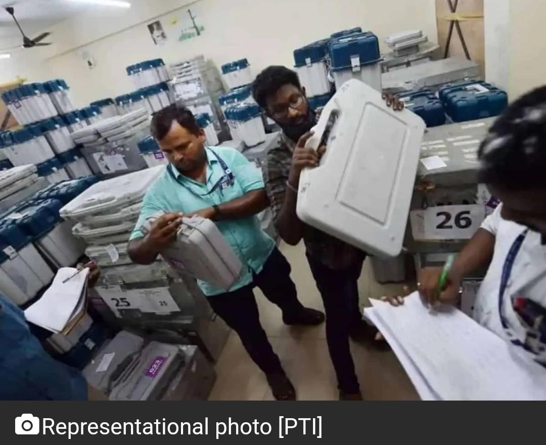 पश्चिम बंगाल: तीन विधानसभा सीटों पर मतगणना शुरू 12