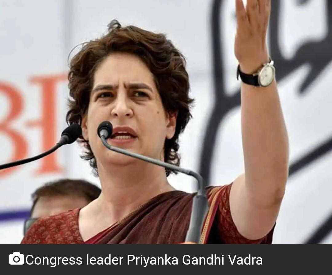 प्रियंका ने जारी किया वीडियो, मंत्री को बर्खास्त न करने पर मोदी से सवाल 4