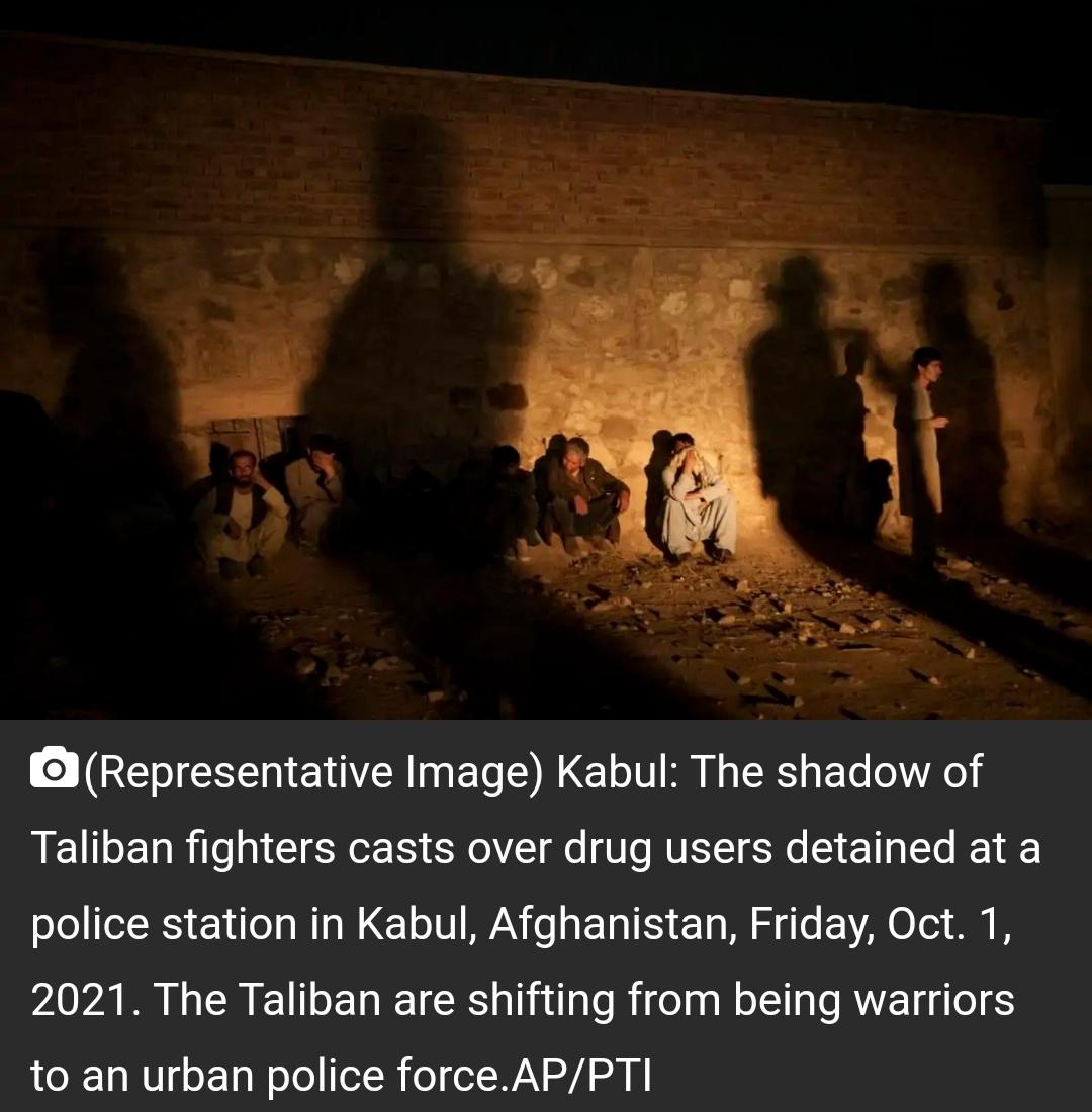 तालिबान ने निर्मम हत्या में 13 'हज़ारों' को मार डाला! 2