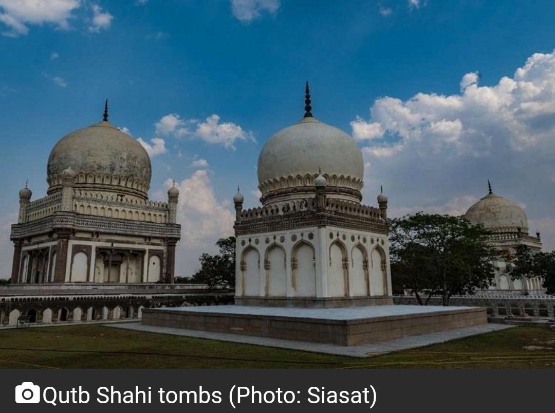 कुतुब शाही मकबरों को विश्व विरासत स्थल का दर्जा दिलाने का प्रयास करेंगे: केटीआर 16