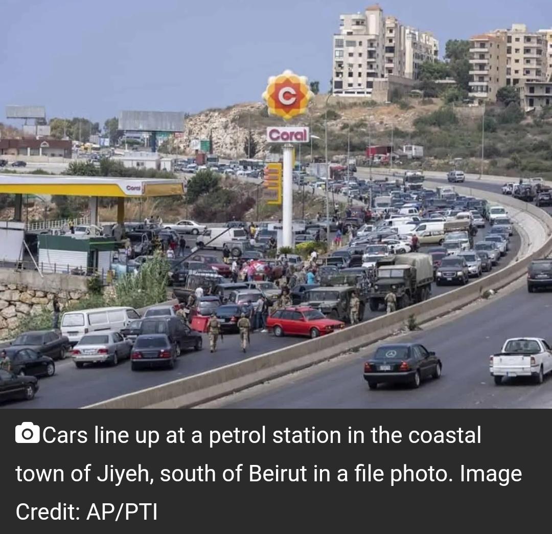 ईरान लेबनान को तेल शिपमेंट भेजना जारी रखेगा! 2