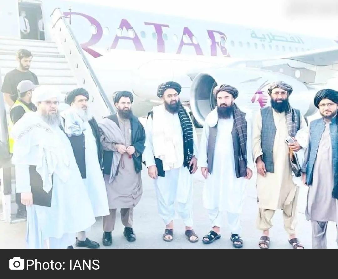 दोहा में तालिबान के साथ बातचीत स्पष्ट और पेशेवर : अमेरिका 1
