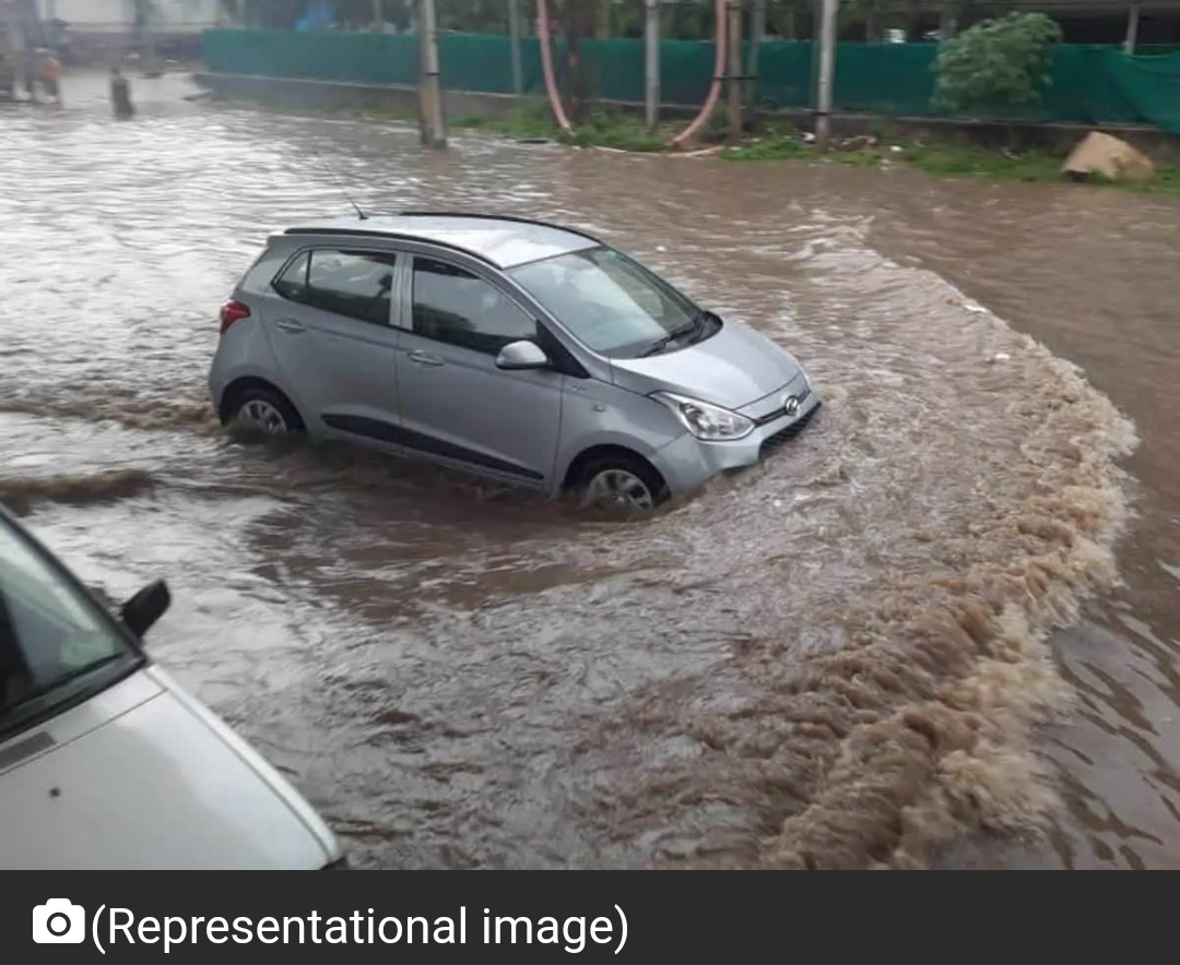 हैदराबाद: अक्टूबर में भारी बारिश दर्ज की गई 19