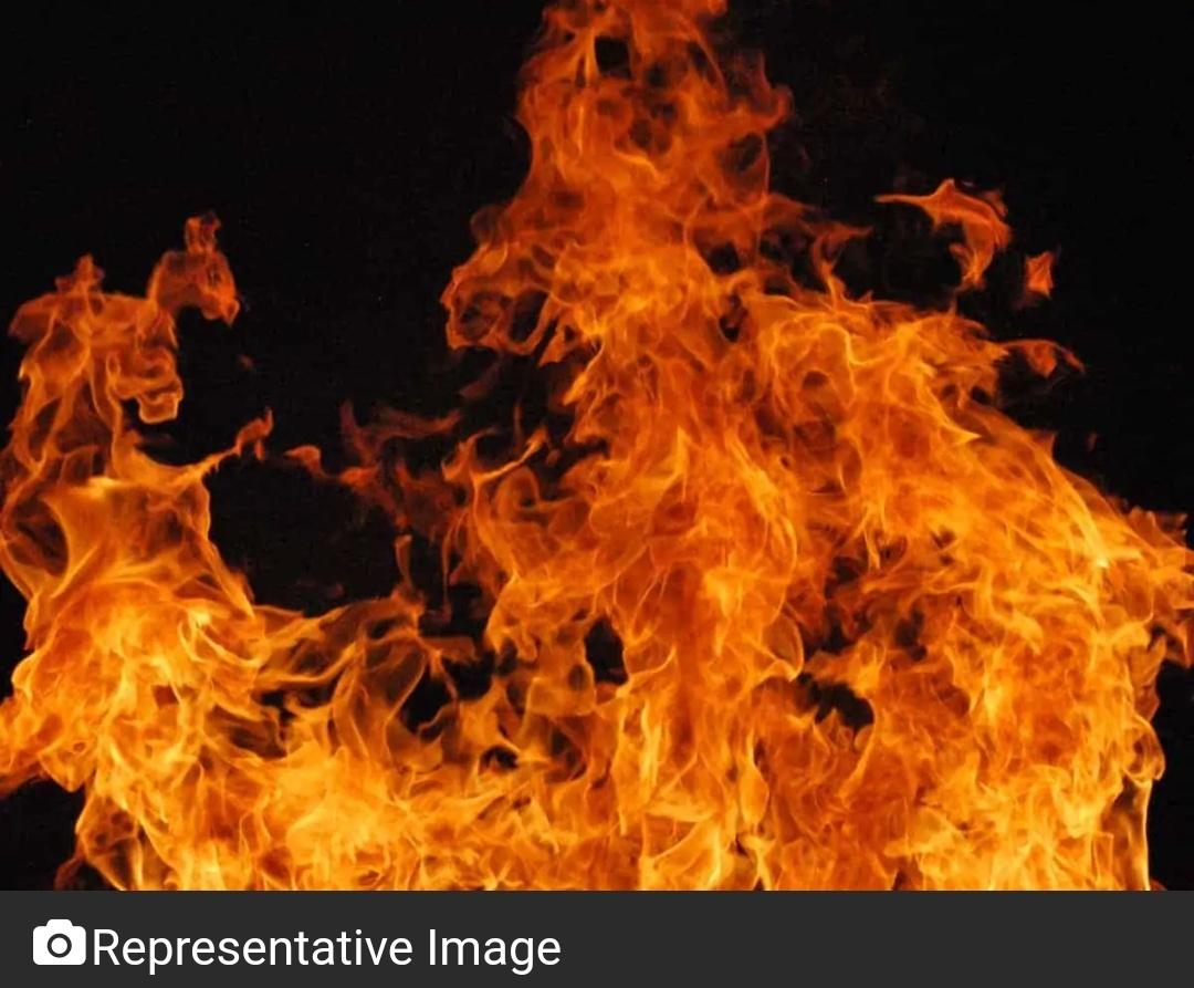 तेलंगाना में बस में आग लगने से यात्री बाल-बाल बचे 16