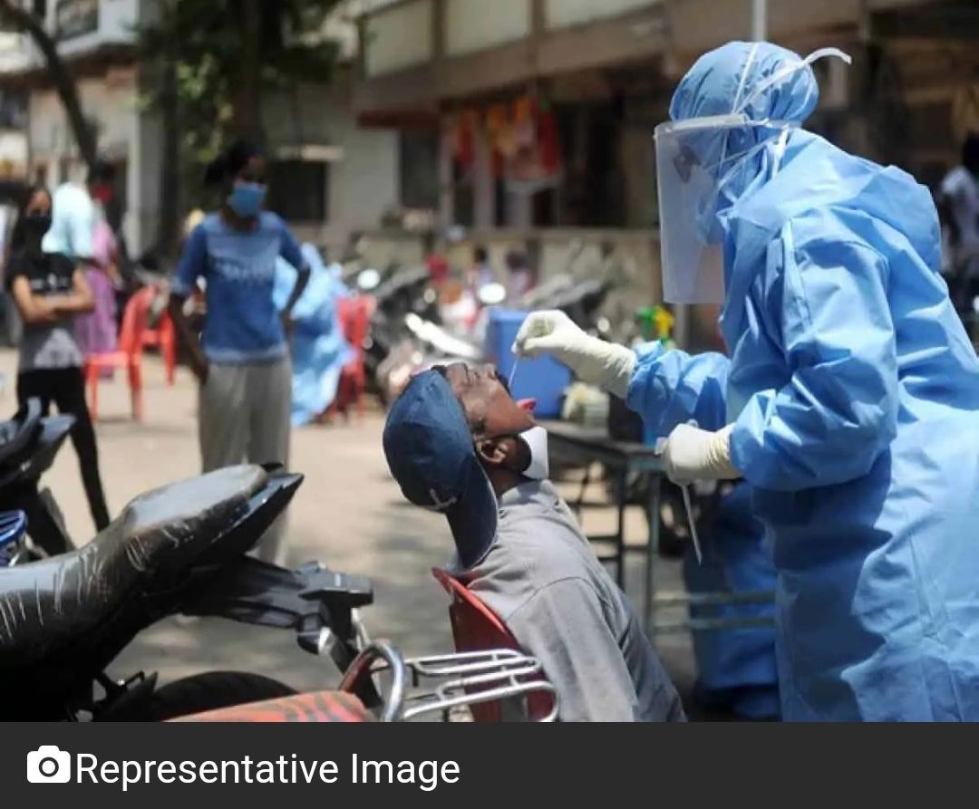 भारत में पिछले 24 घंटों में 15,906 COVID-19 मामलें! 5